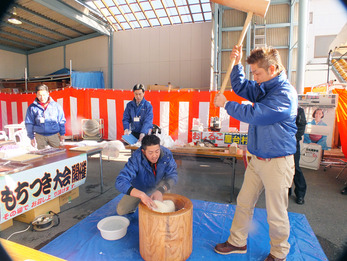 新春初売り祭