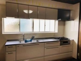 温かみのあるキッチン空間になりました!
