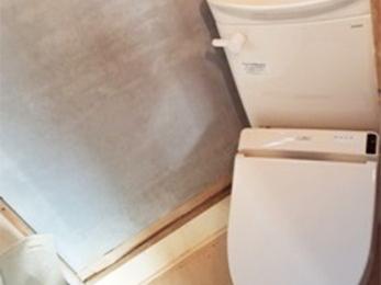 和式トイレから洋式トイレへリフォームしました!