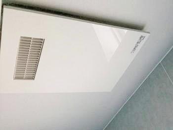 リフォーム  野田市 浴室換気扇、突然の故障に素早く対応してくれました。